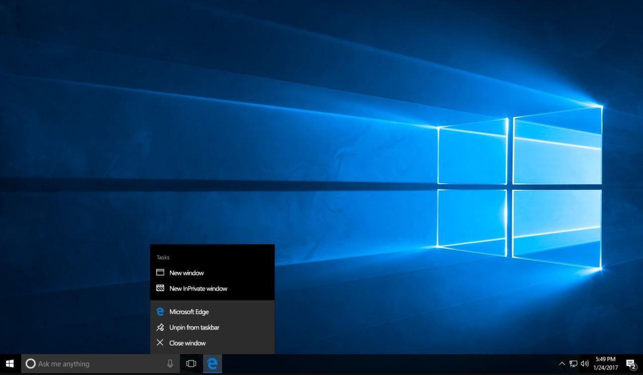 Microsoft releases Windows 10 Creators Update