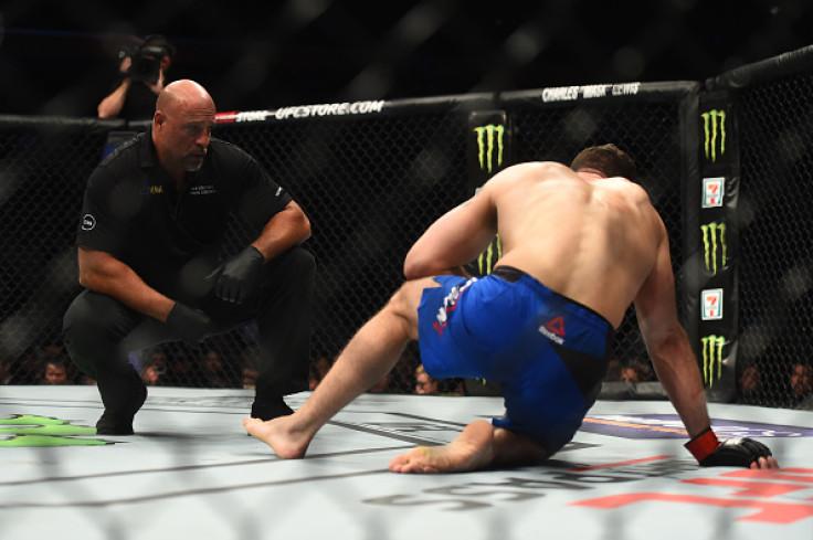 """MMA News: Gegard Mousasi: """"Chris Weidman is half a robot, he should retire"""""""