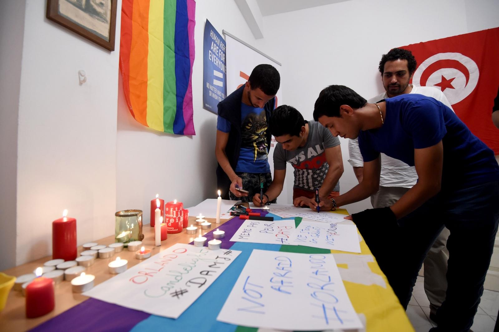 LGBT association in Tunisia