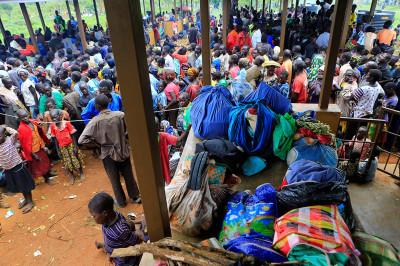 South Sudan Uganda