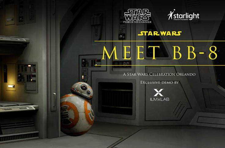 Star Wars Meet BB-8