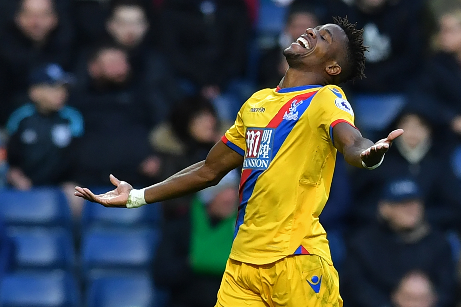 Crystal Palace boss unable to confirm if duo have penned contract extensions