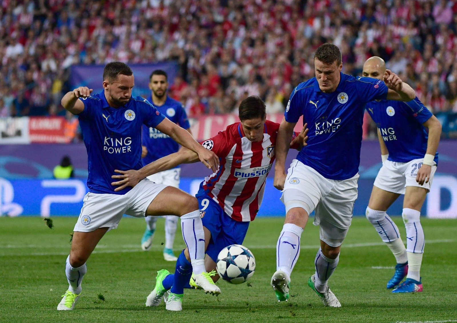 Leicester Vs Atletico Madrid