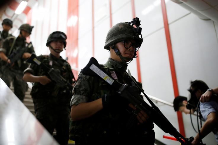 South Korea army homosexual crackdown