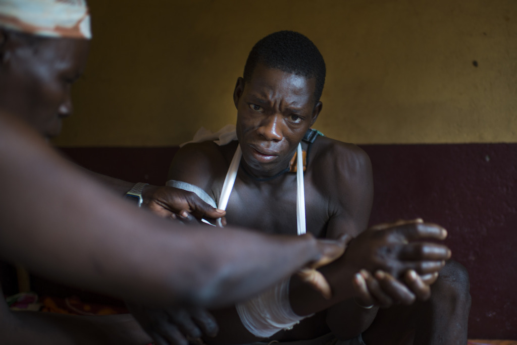 Central African Republic victims