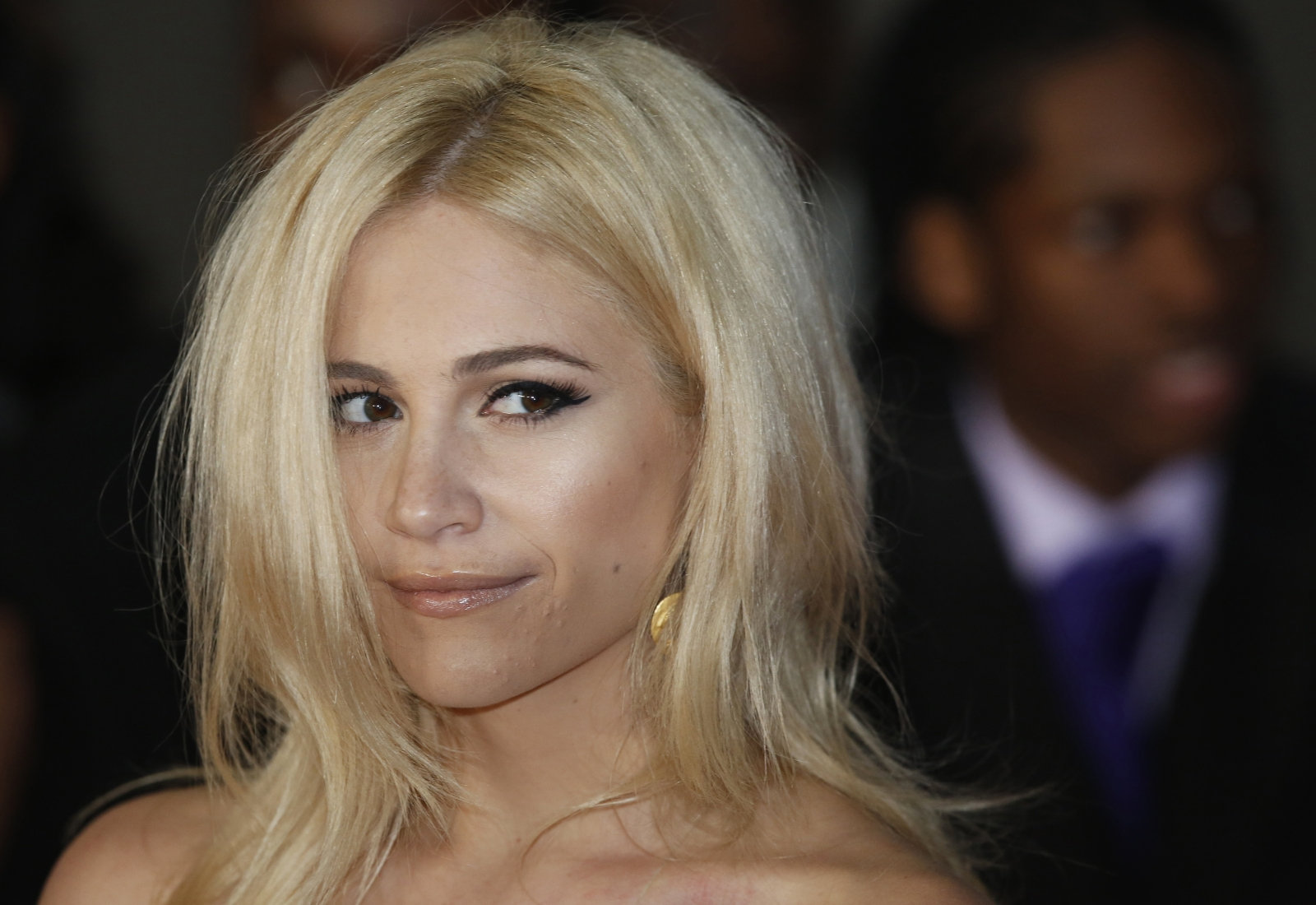 Pixie Lott On The Voice Kids Judge Rivalry Danny Jones