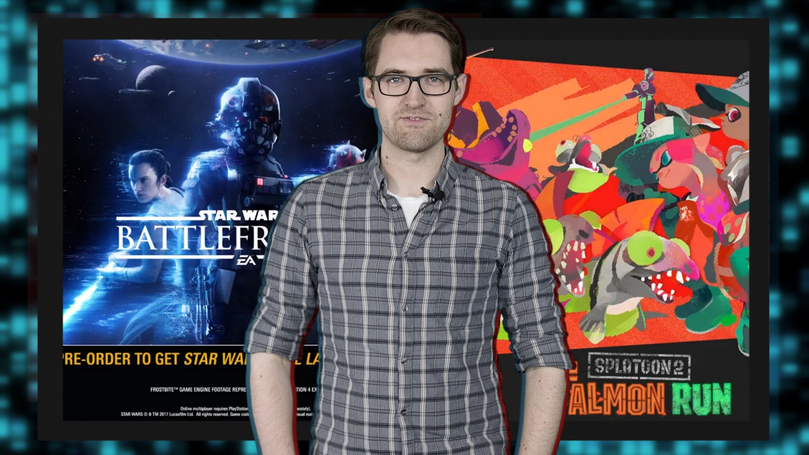 Video game news round-up: Star Wars Battlefront 2, Overwatch Uprising and Nintendo Direct