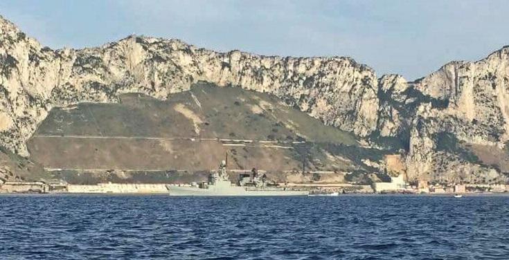 Gibraltar christina