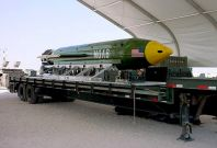 Afghanistan 'mother of all bombs'