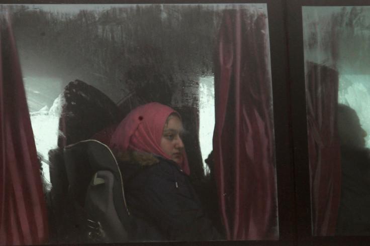 Kefraya and al-Foua evacuations