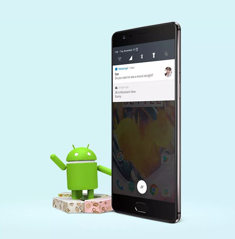 OxygenOS 4.1.3 for OnePlus 3T and 3