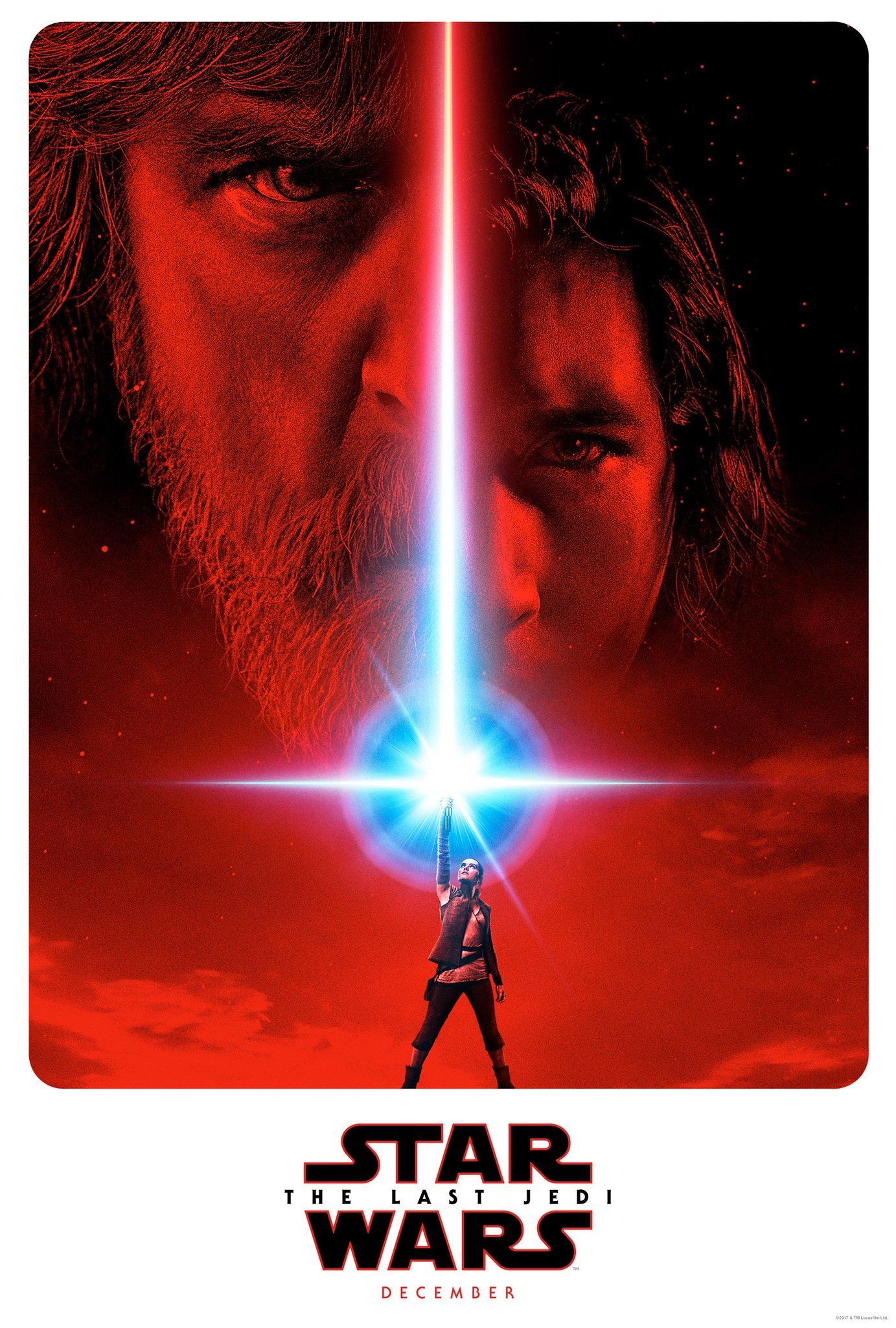 Last Jedi poster