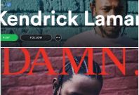 Kendrick Lamar new album?