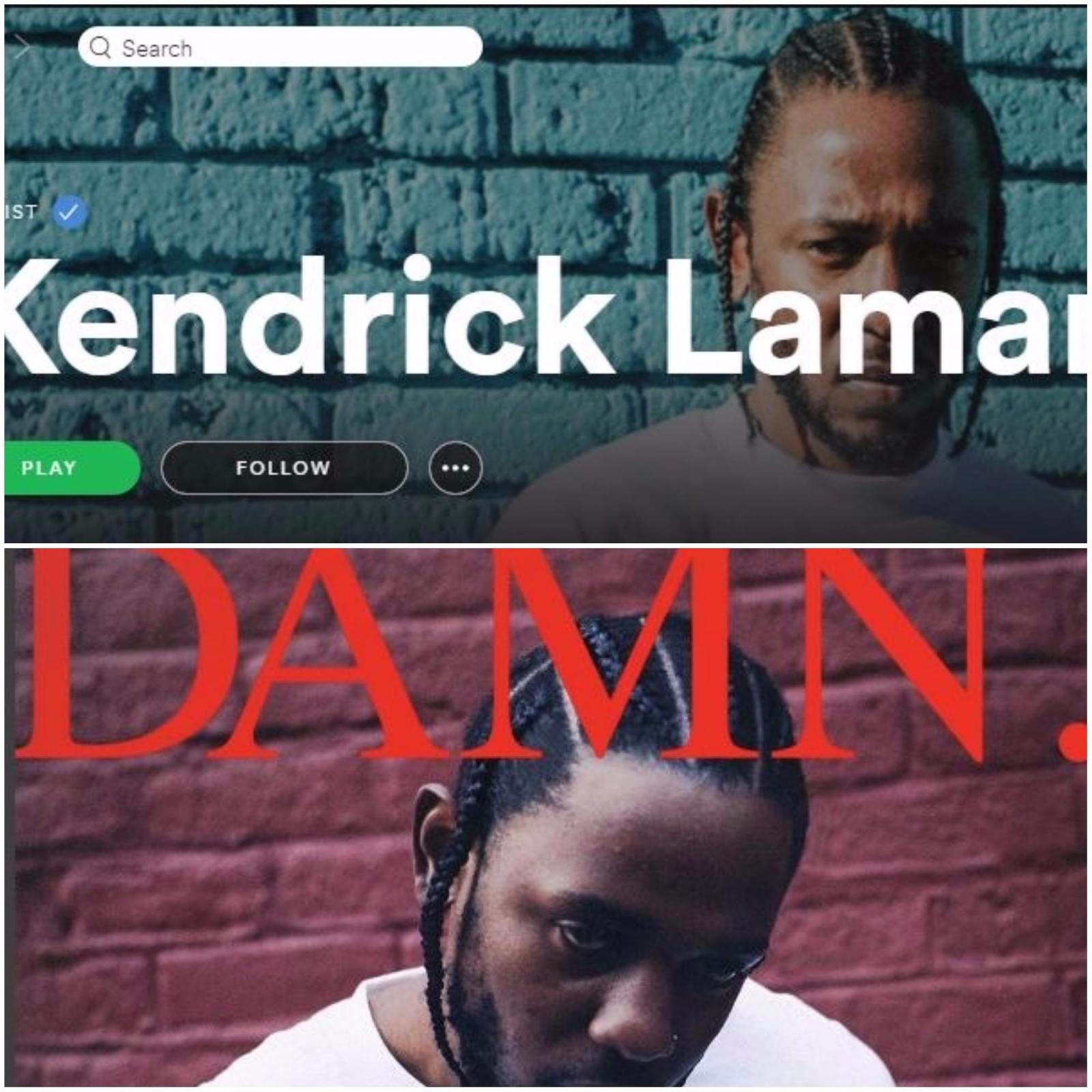 Kendrick Lamar new album?