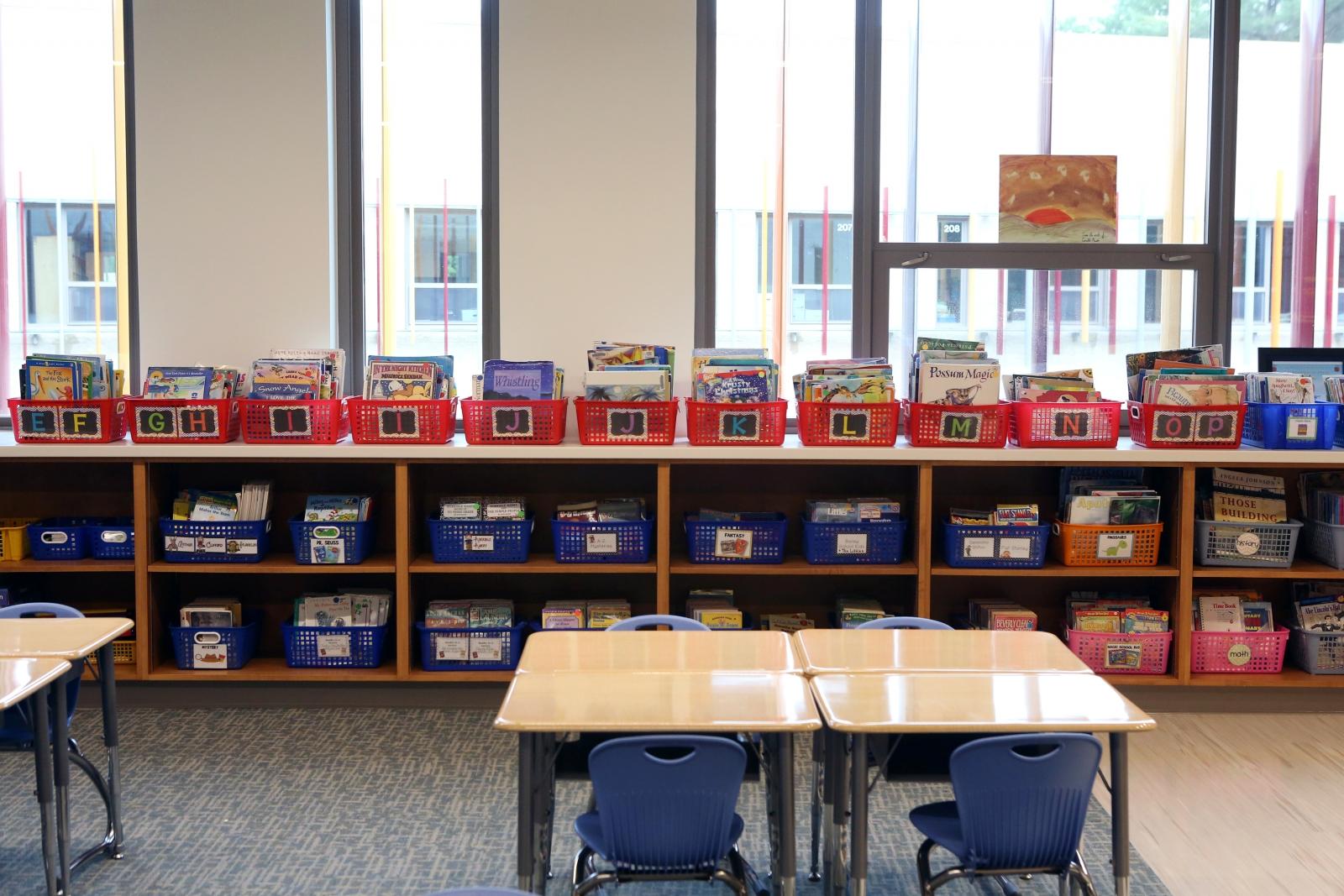 US classroom