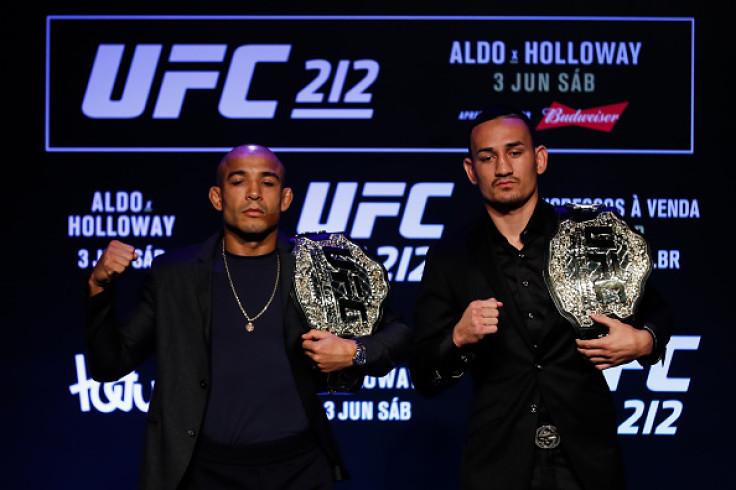 Aldo vs Holloway