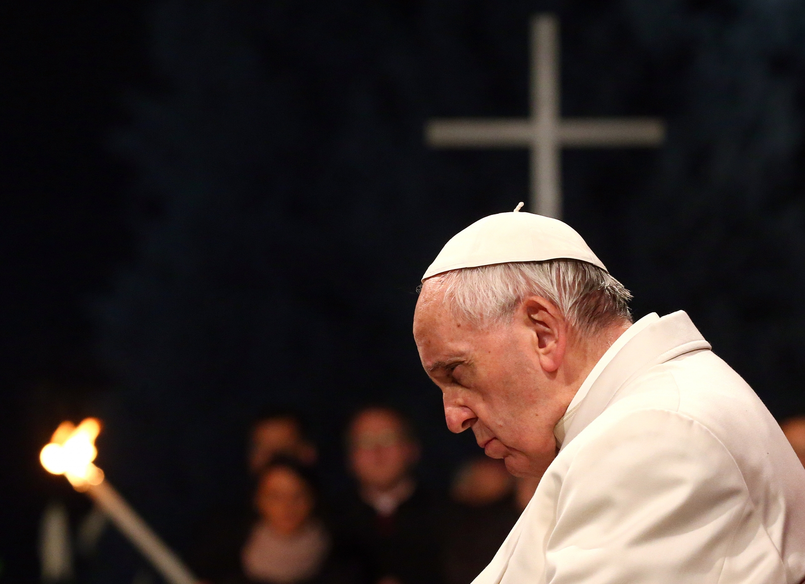 Good Friday Pope Francis