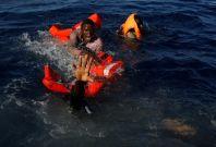 dinghy rescue