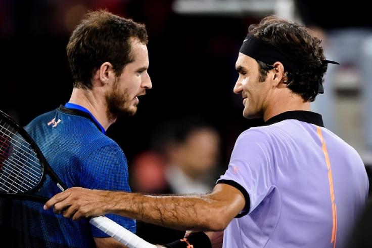 Andy Murray-Roger Federer