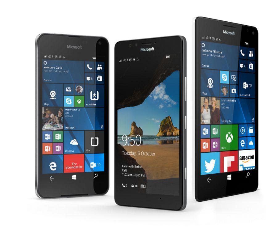 Windows 10 Creators Update for Windows 10Mobile