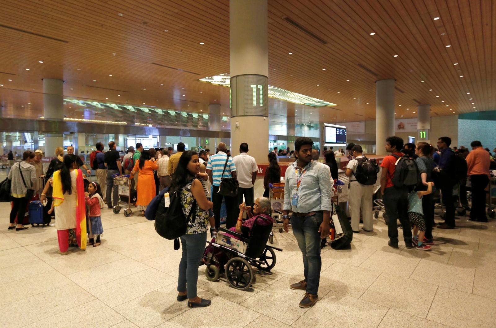 India airport alert