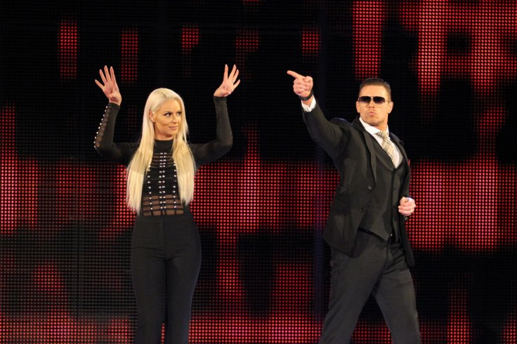 Maryse and Miz