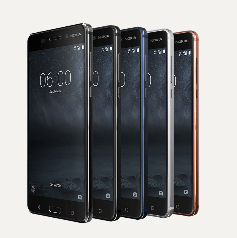 Nokia 6 receives Android 7.1.1 Nougat
