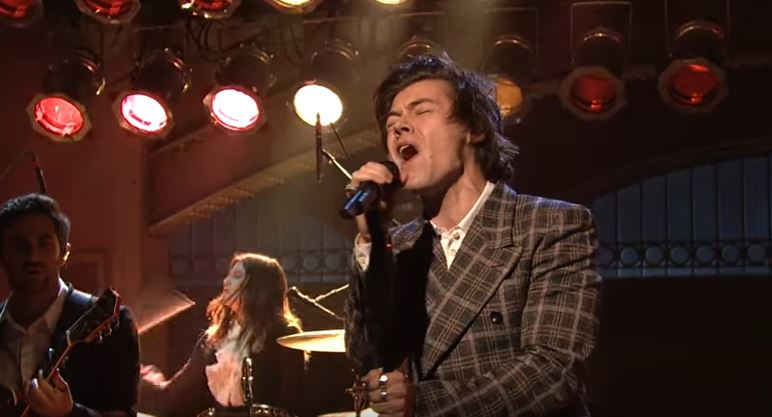 Harry Styles SNL