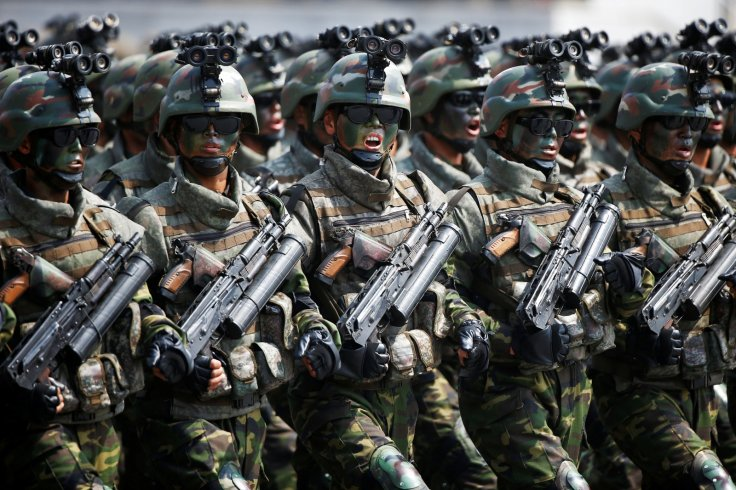 North Korea special forces
