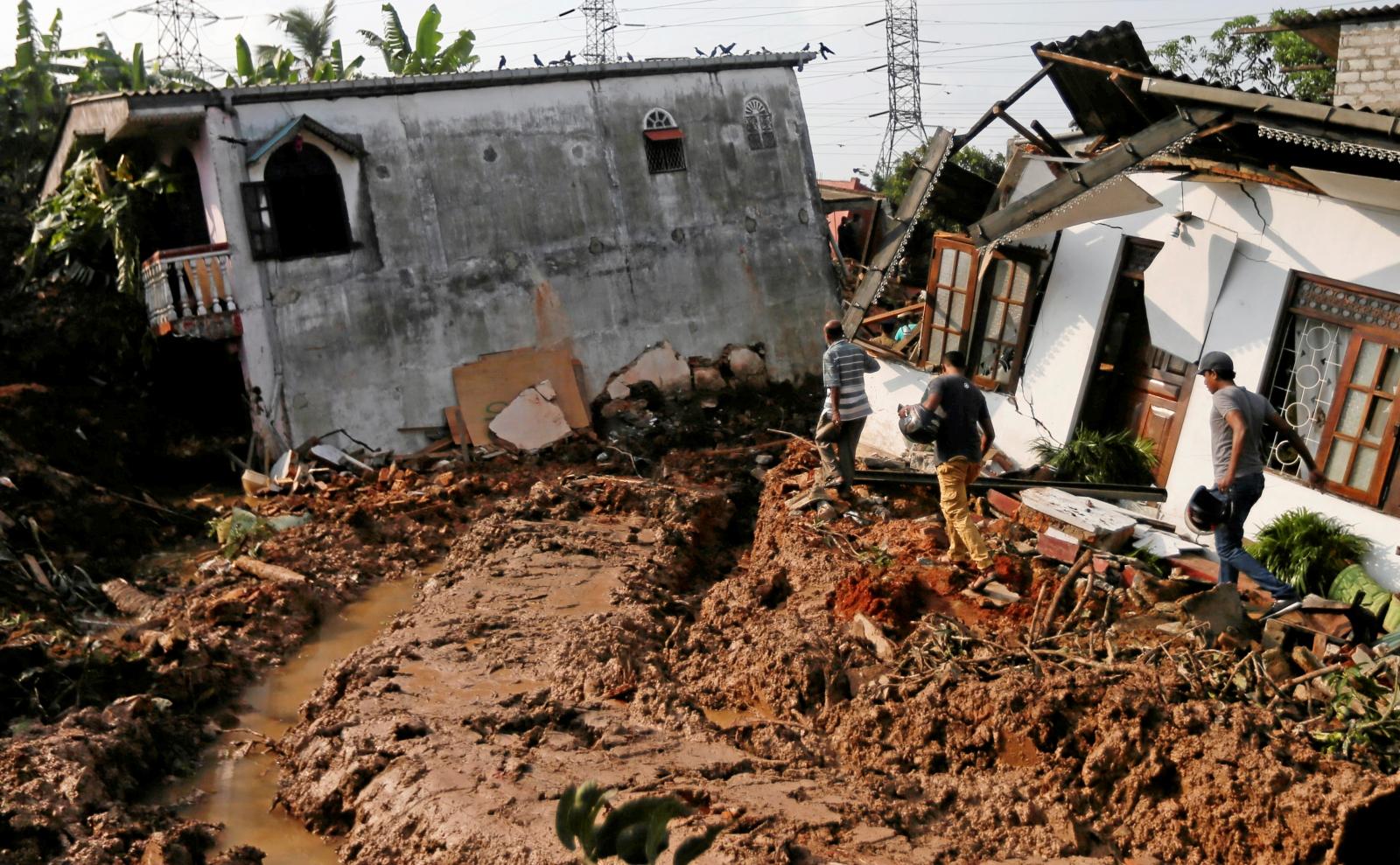 Sri Lanka garbage landslide