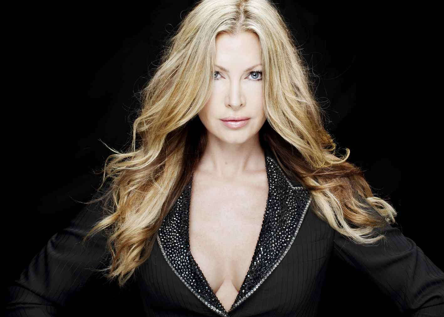the jump star caprice bourret thought of her children