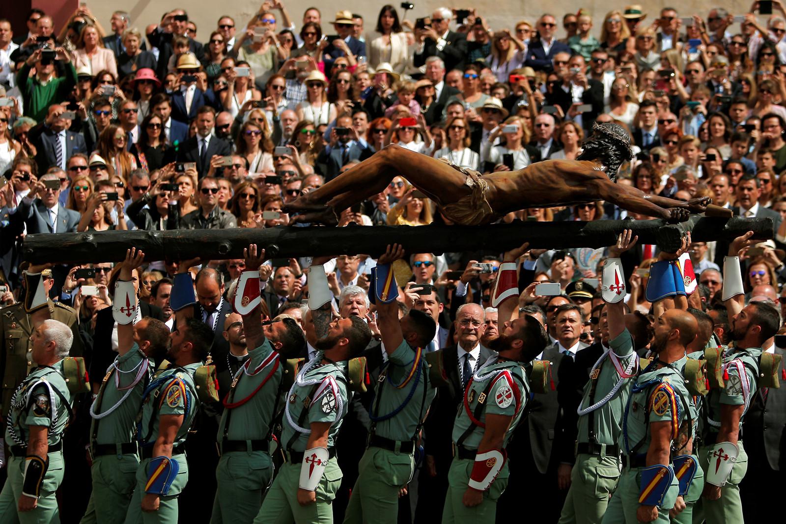 World Holy Week Celebrations 2017