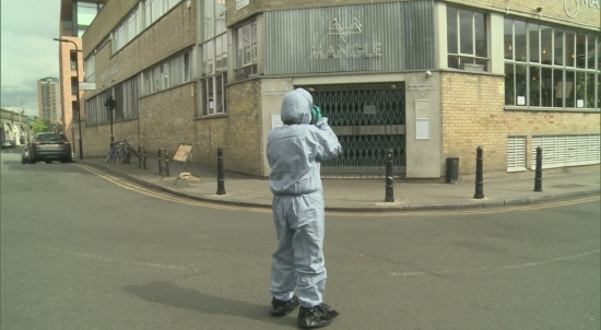 Police investigate 'acid attack' in East London club