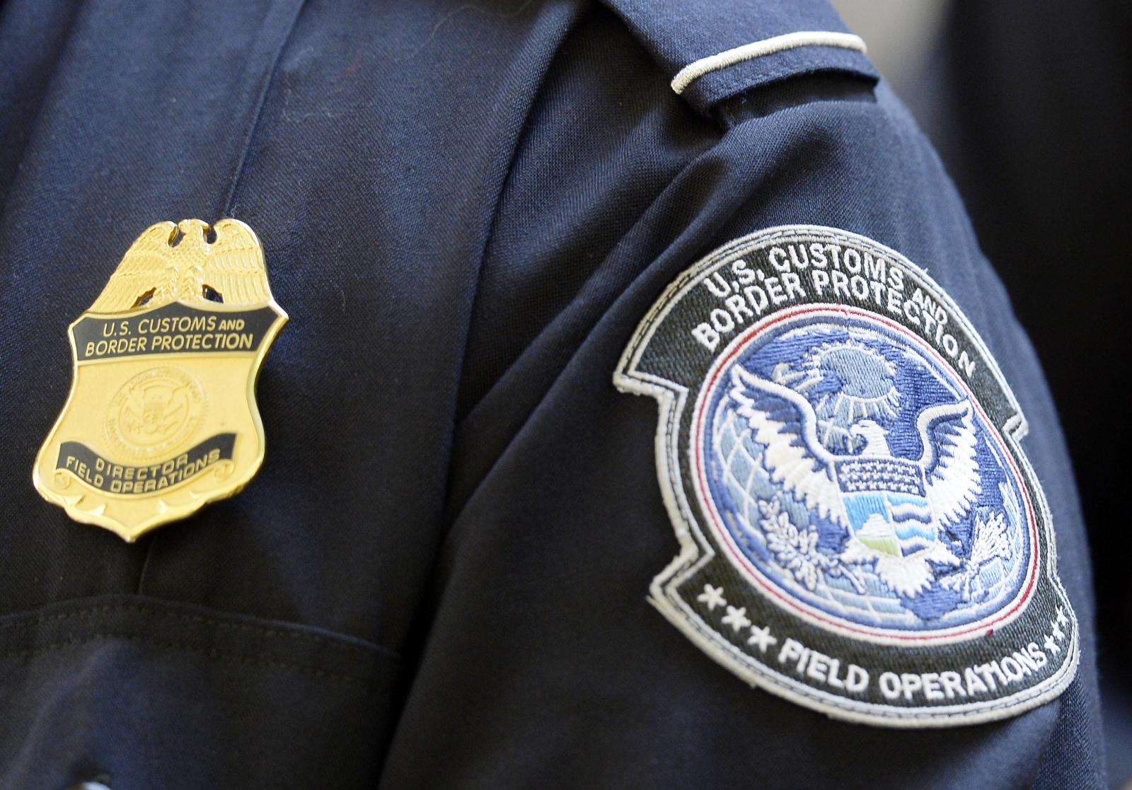US Customs agent