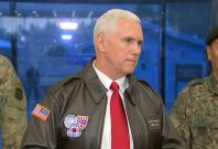 Mike Pence On North Korea: 'The United States Has Run Out Of Patience'