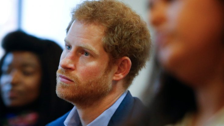 Prince Harry Opens About Mental Health Issues Following Death Of Princess Diana