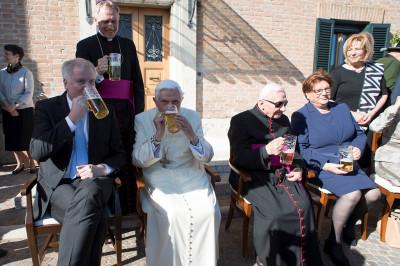 Emeritus Pope Benedict XVI
