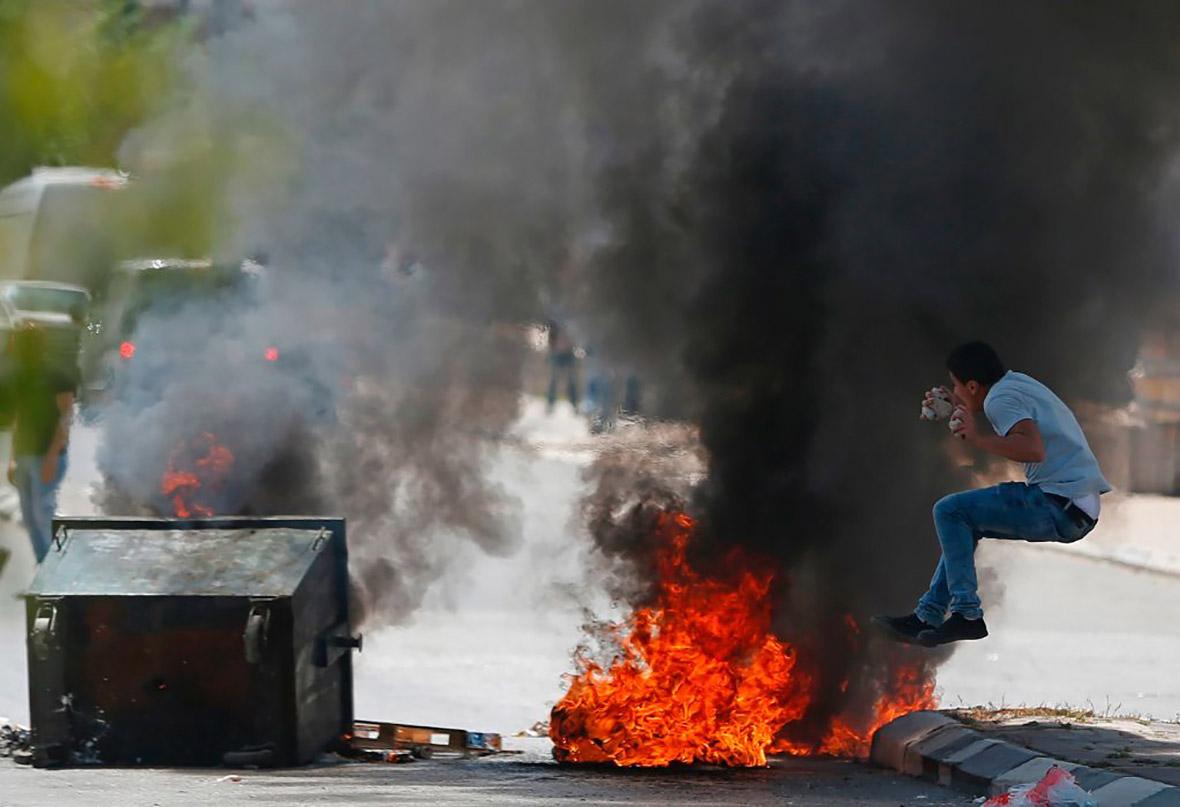 Bethlehem demonstrations