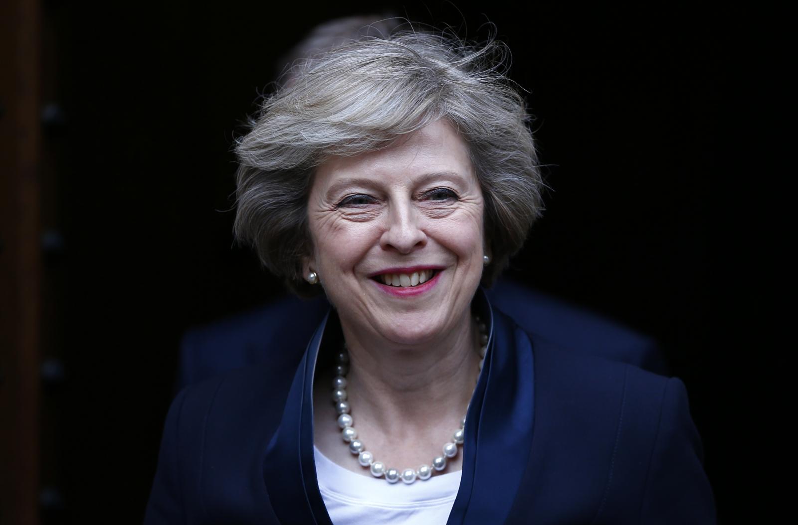 Theresa May election