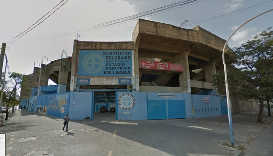 belgrano cordoba argentina football hooligans