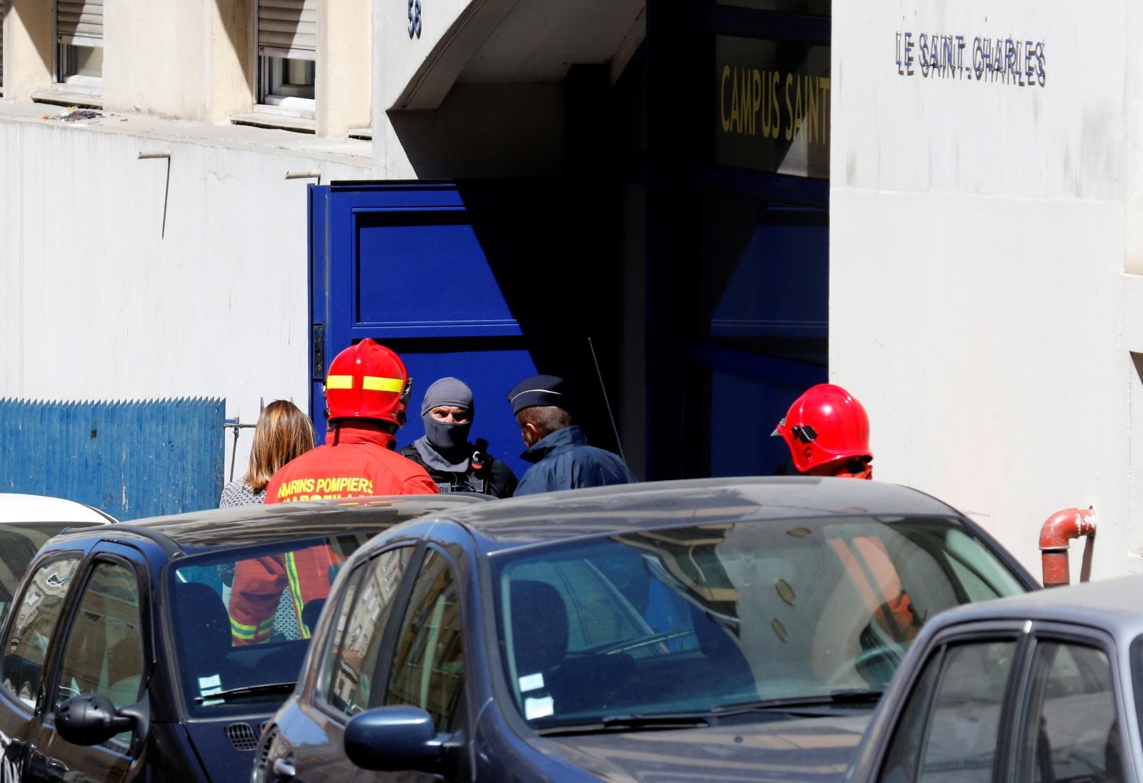 Marseilles terror attack