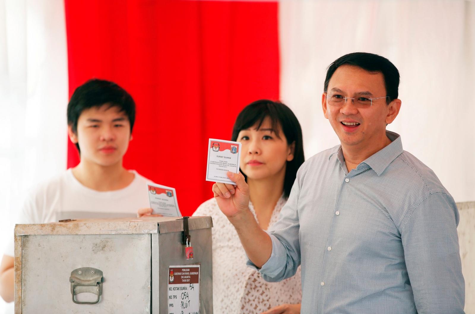 Jakarta elections