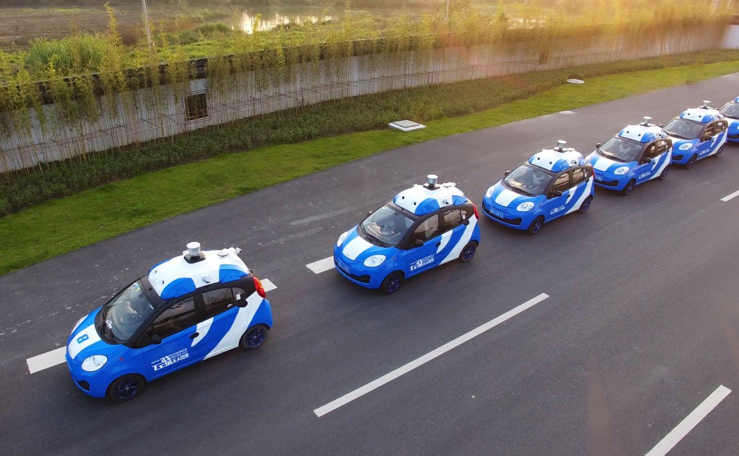 Baidu to launch autonomous driving technology