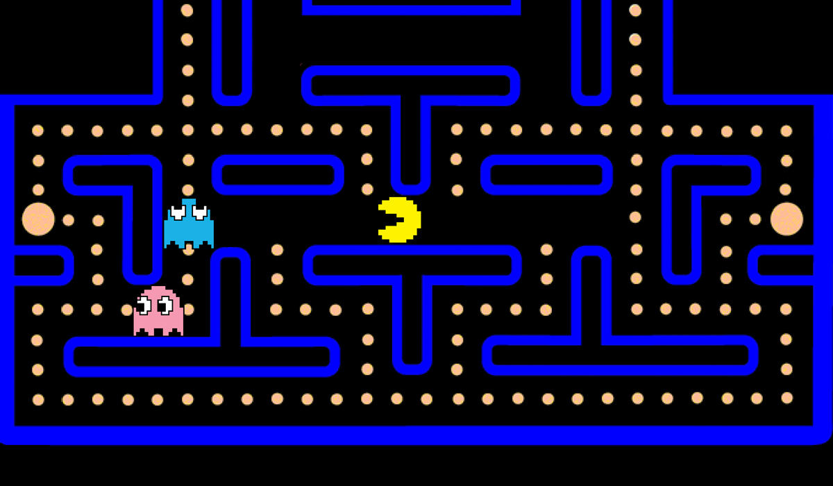 Pac Man Maker Trademark Filed By Bandai Namco