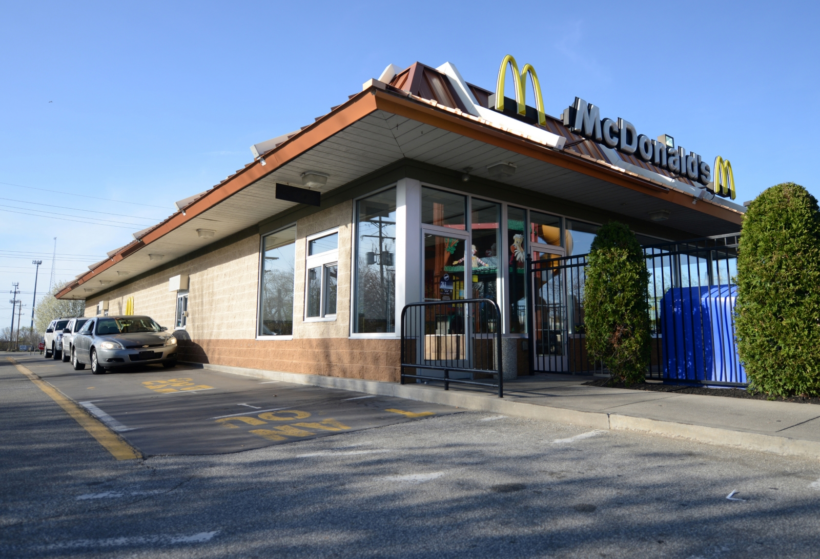 Erie Pennsylvania McDonald's