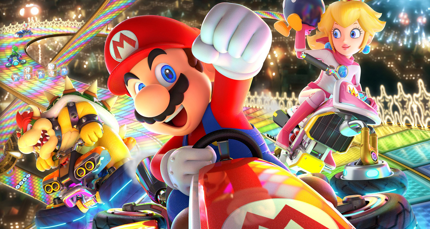 Mario Kart is Coming to HTC Vive at Tokyo's VR Zone