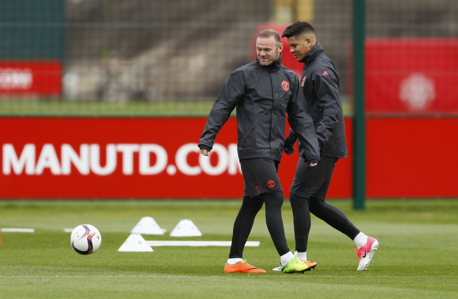 Rooney in contention for Man Utd return in Europa League tie