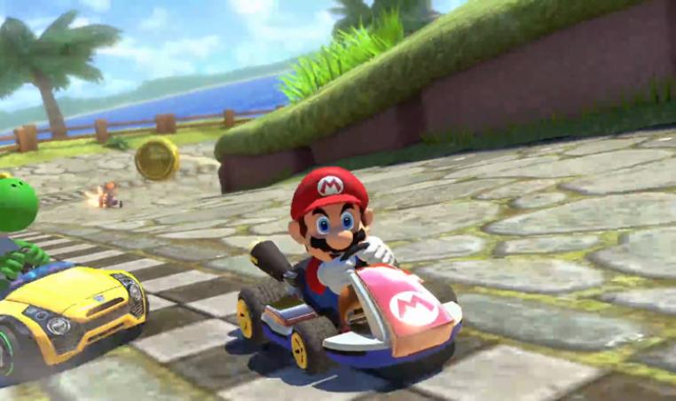 Mario Kart 8 Deluxe Announcement Trailer
