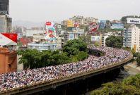 Venezuela protests 1