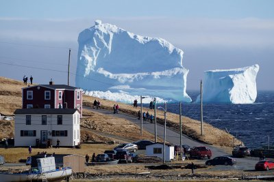 South Shore iceberg